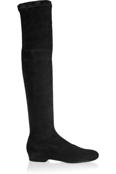 the 'suede knee-high' boot