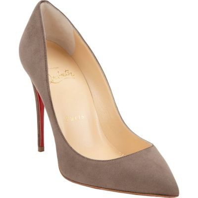 christian louboutin nude pigalle pump