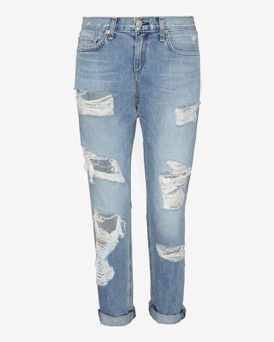 rag and bone ripped boyfriend jean