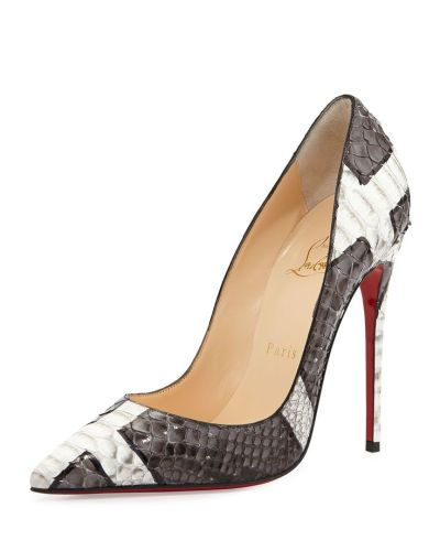 the 'python' pump