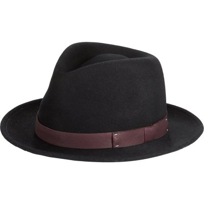 mr kim francis fedora hat